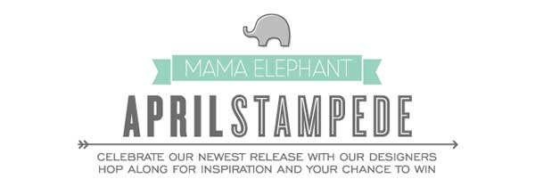 Mama Elephant April Stampede!