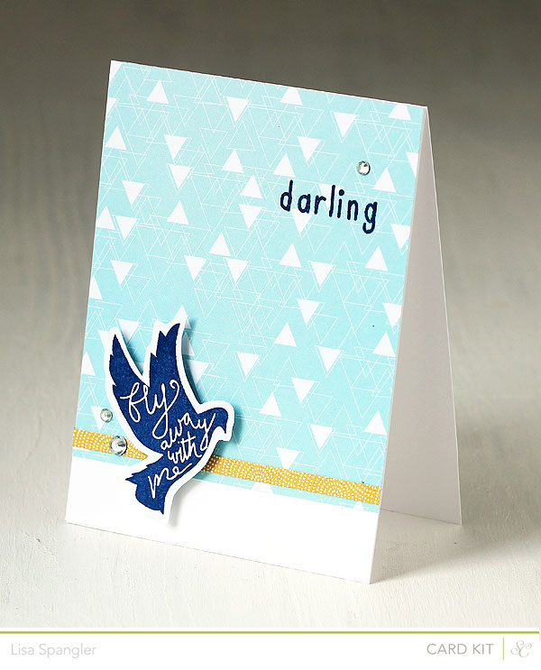 Darling by Lisa Spangler for Studio Calico
