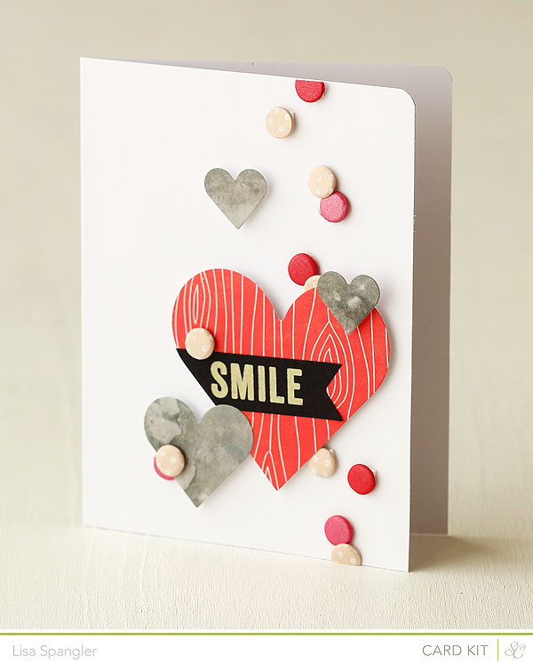 Smile! by Lisa Spangler for Studio Calico