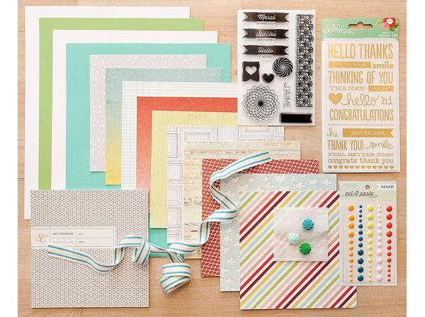 Studio Calico Double Scoop Card Kit