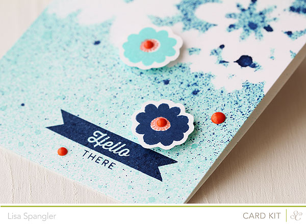 Hello There by Lisa Spangler for Studio Calico