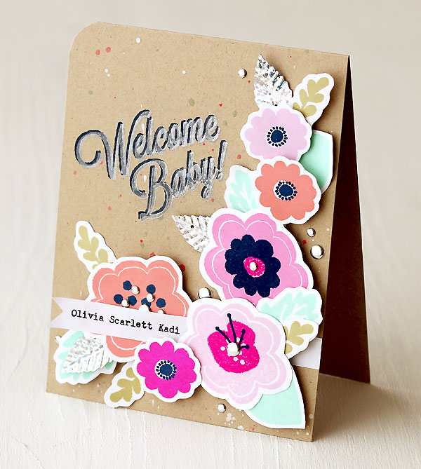 Welcome Baby by Lisa Spangler