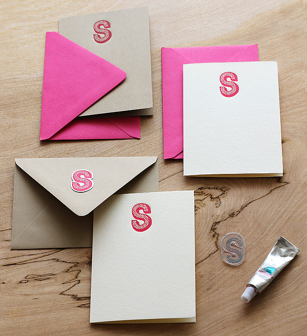 Letterpress tips by Lisa Spangler