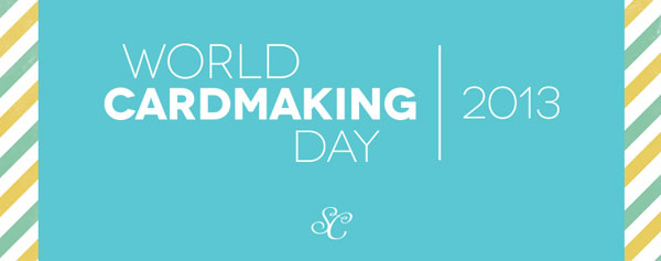 World Cardmaking Day at Studio Calico