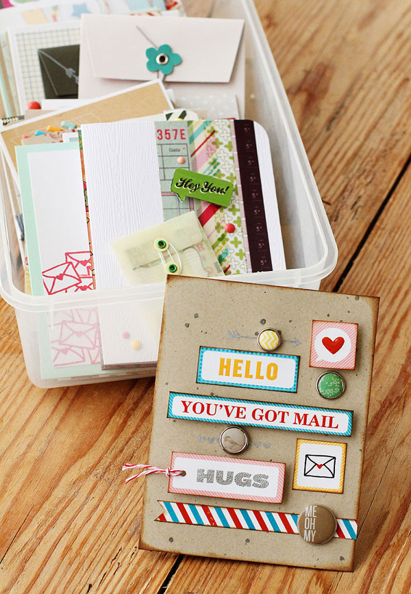 Hello, You've Got Mail! by Lisa Spangler for Studio Calico