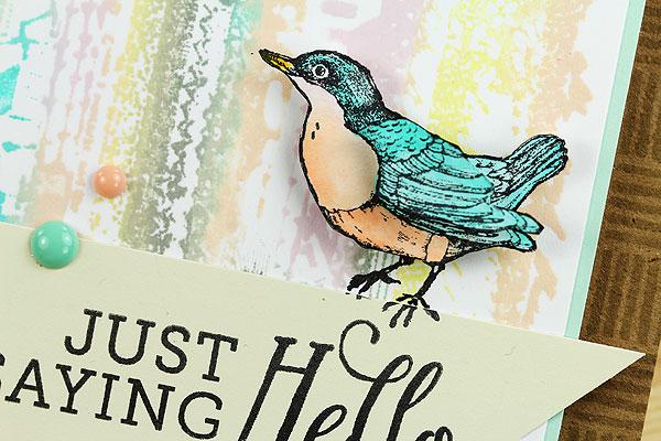 Hero Arts 2014 Catalog stamps and daubers by Lisa Spangler