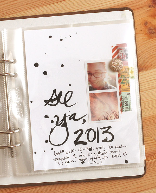 see ya, 2013 by Lisa Spangler