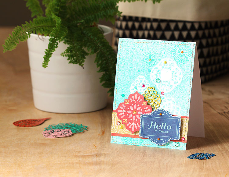 Get more from your embellishments by Lisa Spangler