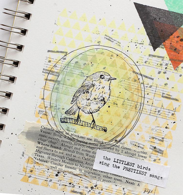 The Littlest Birds by Lisa Spangler for Hero Arts