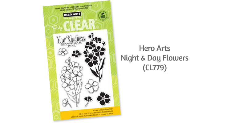 Hero Arts Night & Day Flowers