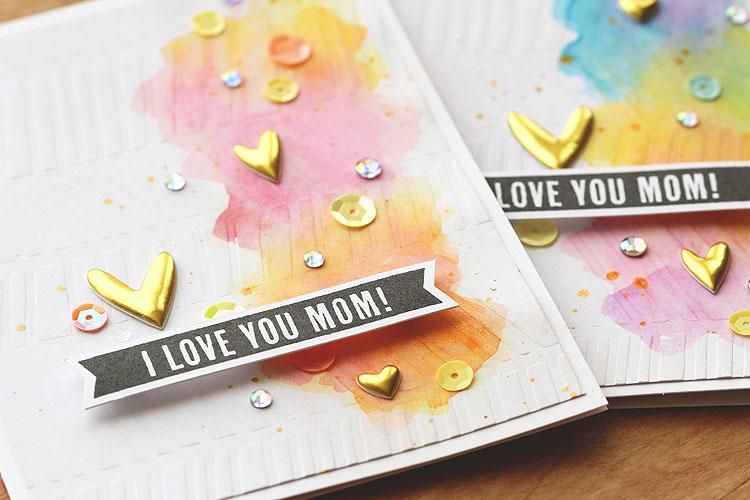 I Love You, Mom by Lisa Spangler