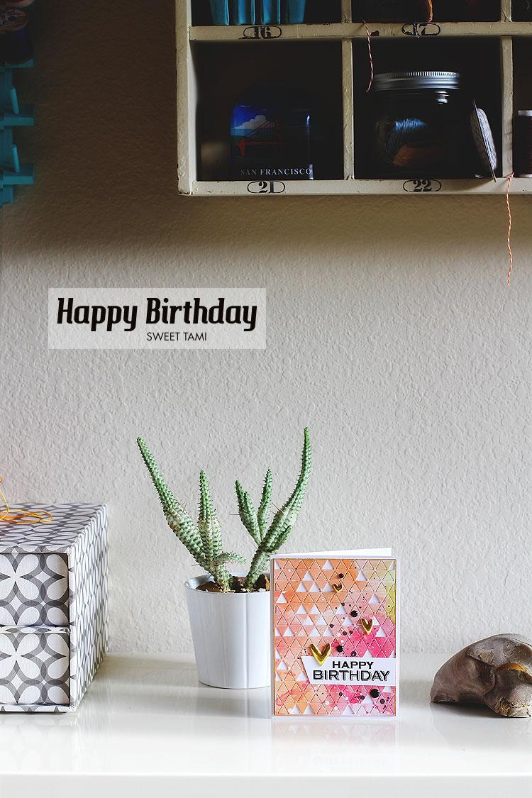 Happy Birthday, Tami!
