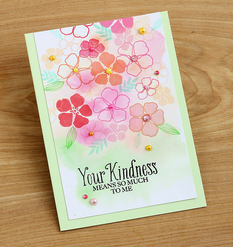 Kindness Matters by Lisa Spangler for Hero Arts