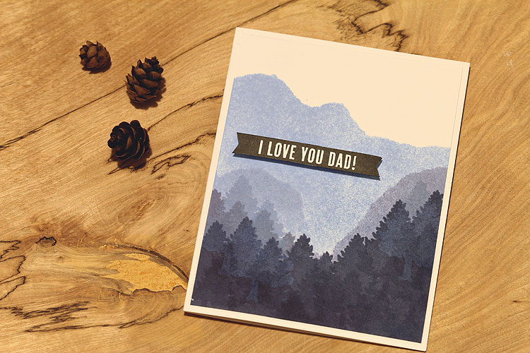 I love you Dad! by Lisa Spangler