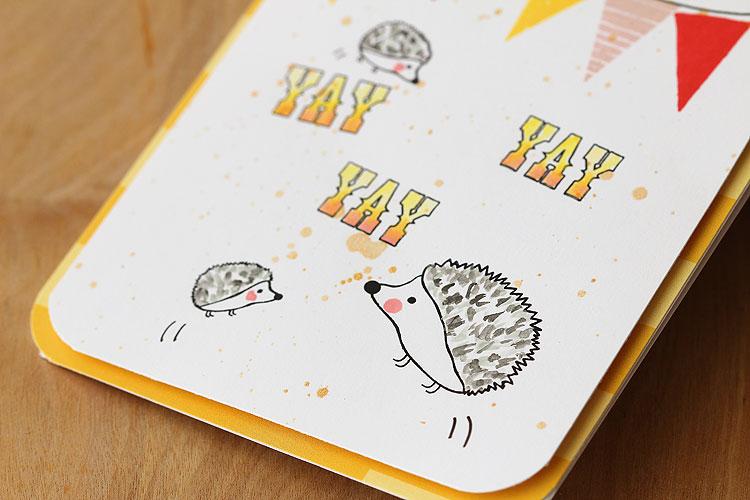 YAY by Lisa Spangler