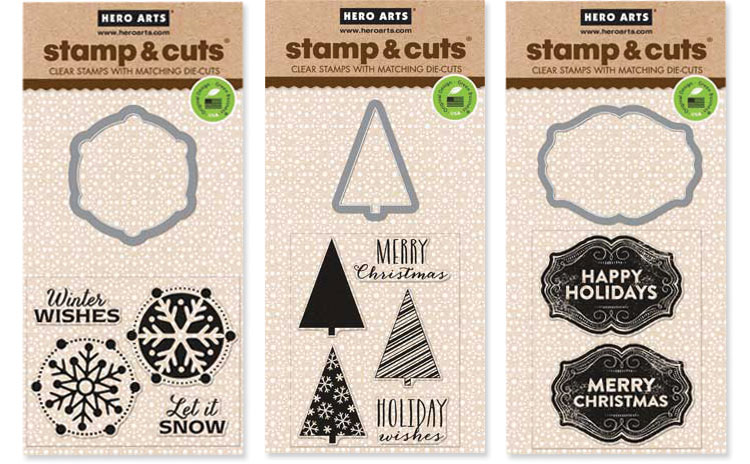 Hero Arts Stamp & Cuts