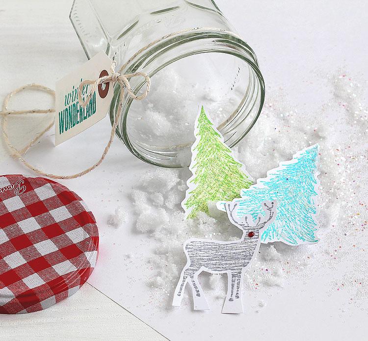 Walking in a Winter Wonderland by Lisa Spangler