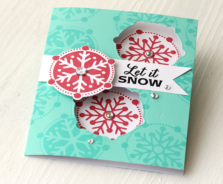 Let it Snow by Lisa Spangler