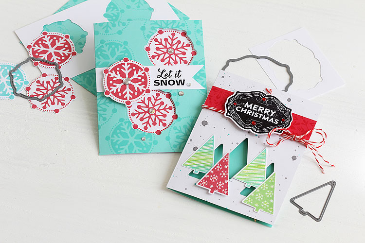Stamp & Cuts by Lisa Spangler