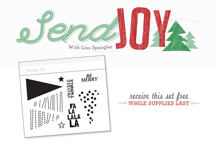 Send Joy stamps :)