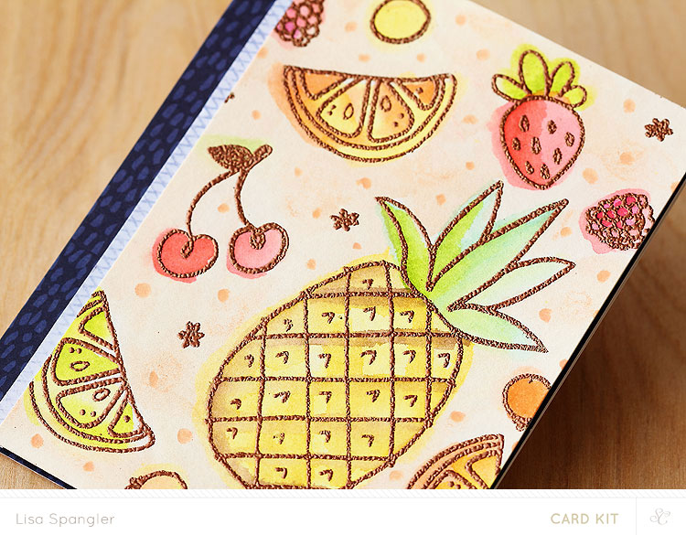Fruit Cocktail by Lisa Spangler for Studio Calico