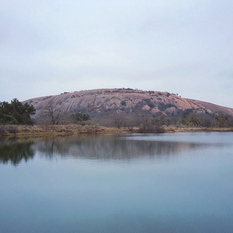 Enchanting Enchanted Rock State Park, Texas
