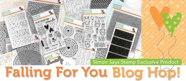 Simon Says Stamp: Falling For You