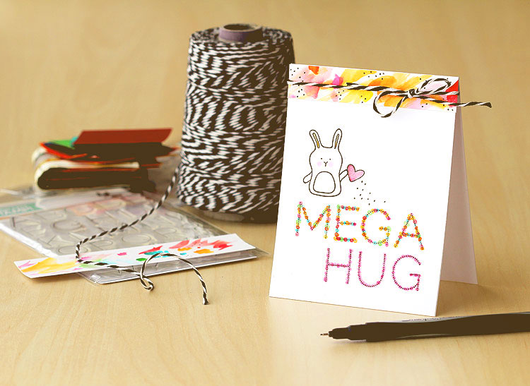 MEGA Hugs by Lisa Spangler