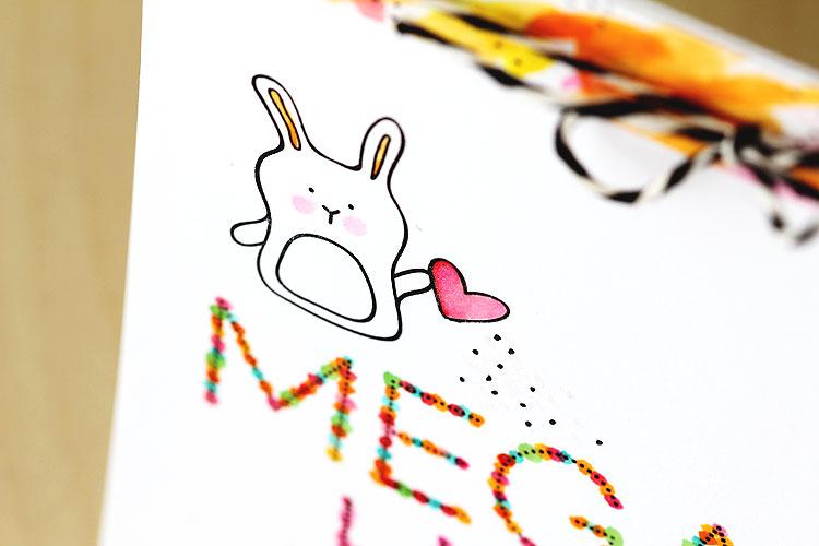 MEGA Hug by Lisa Spangler