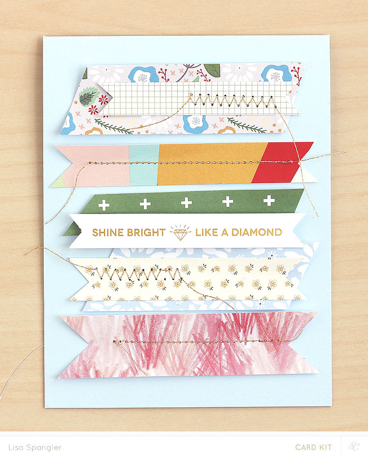Shine Bright by Lisa Spangler for Studio Calico