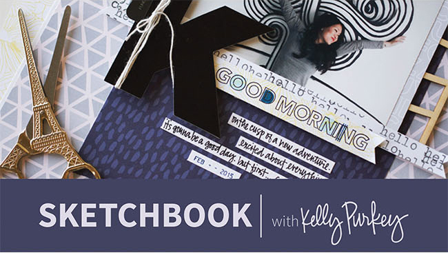 Sketchbook with Kelly Purkey
