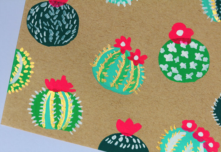 ALL the Cacti by Lisa Spangler