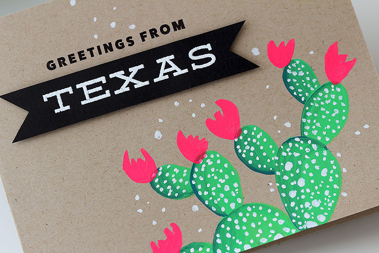 Greetings from Texas by Lisa Spangler