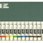 Turner Gouache Set of 12 (AZ)