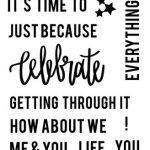Celebrate - Neat & Tangled