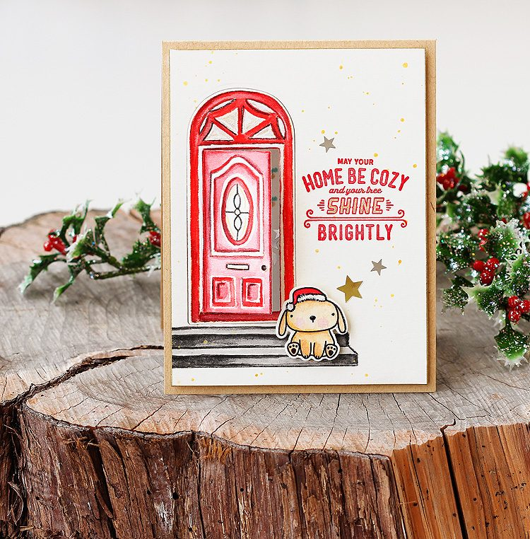 May Your Home be Cozy by Lisa Spangler