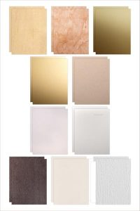 Specialty Paper Sampler (A)