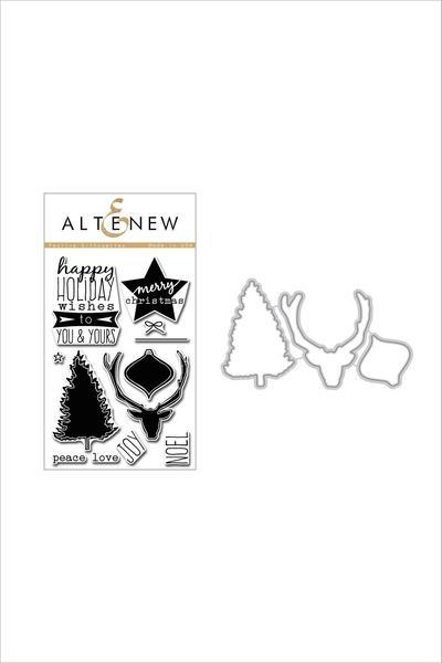 Festive Silhouette Bundle (Altenew)