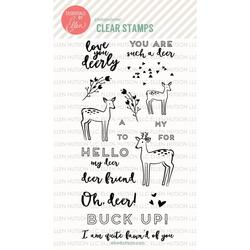 Oh Deer Stamps (EH)