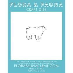 Flora & Fauna Polar Bear Die (EH)