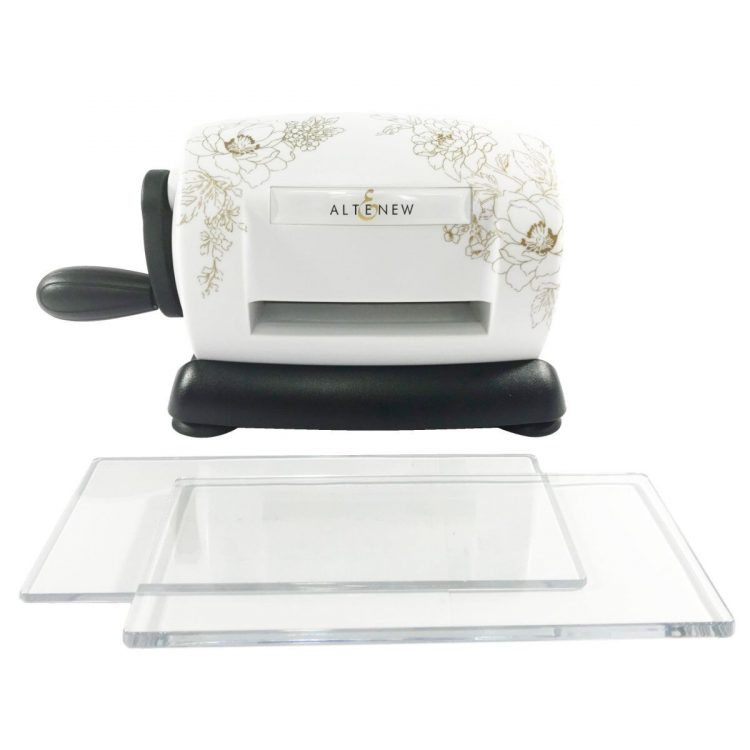 Mini Blossom Die Cut Machine (Altenew)