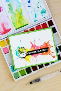 NEW Altenew Watercolor 36 Pan Set! and GIVEAWAYS!