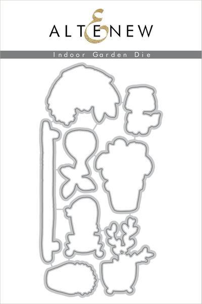 Altenew Indoor Garden Dies