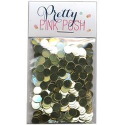 Pretty Pink Posh Gold Confetti (EH)