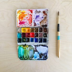 Watercolor Gear Guide