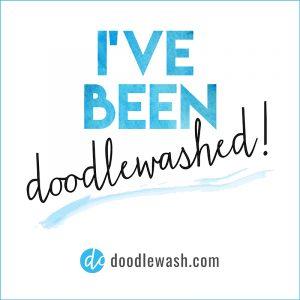 I'm a Featured Artist on Doodlewash!