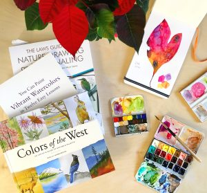 Watercolor Gift Guide