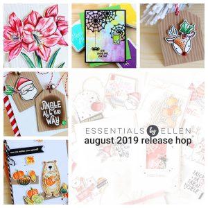 Ellen Hutson August Release Blog Hop + PRIZES!