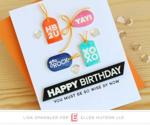 Happy Birthday, Ellen Hutson!