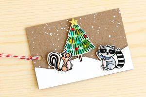 12 Tags / Day 10: Rockin' Around the Christmas Tree